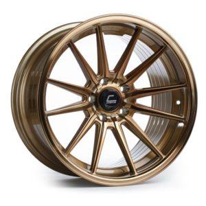 R1 – 18×9.5 +35mm 5×100 – Hyper Bronze
