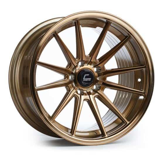 R1 – 18×9.5 +35mm 5×120 – Hyper Bronze