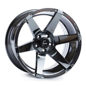 S1 – 18×9.5 +15mm 5×114.3 – Black Chrome