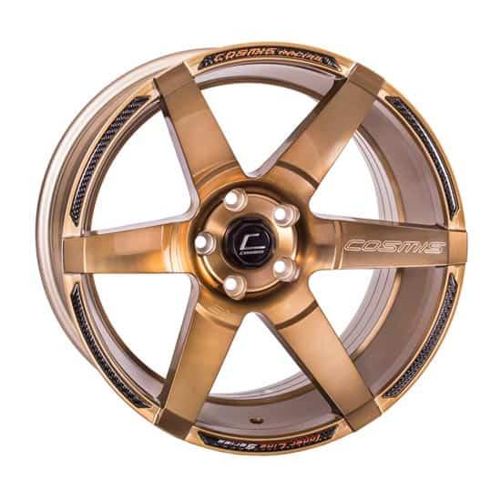 S1 – 18×10.5 +5mm 5×114.3 – Hyper Bronze