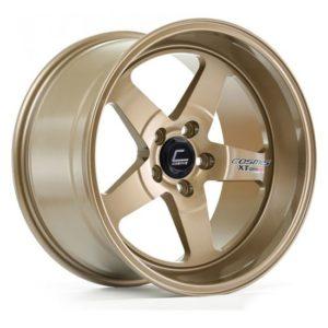 XT-005R – 18×9.0 +25mm 5×114.3 – Hyper Bronze